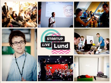 Start up live Lund - where ideas learn to fly
